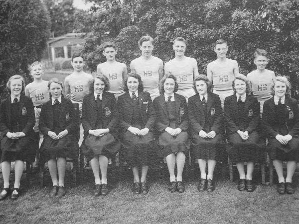 School Athletic Champions, 1947
