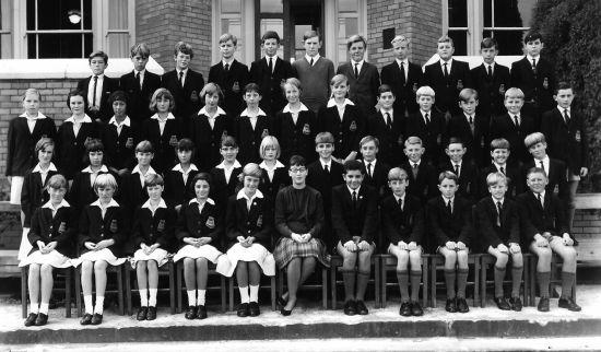 1960s year group photos