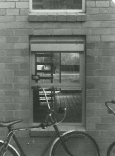 Around the school, 1971