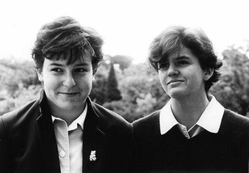 1980s school life