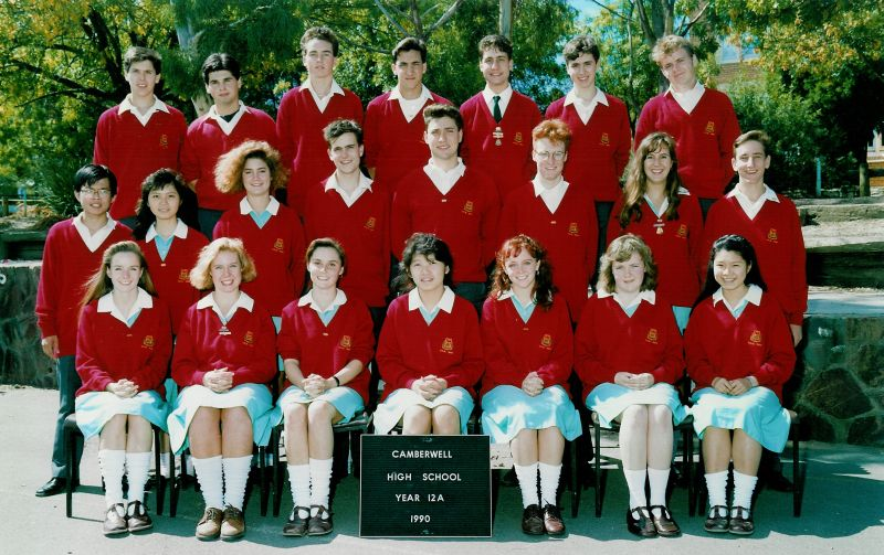 1990s year group photos