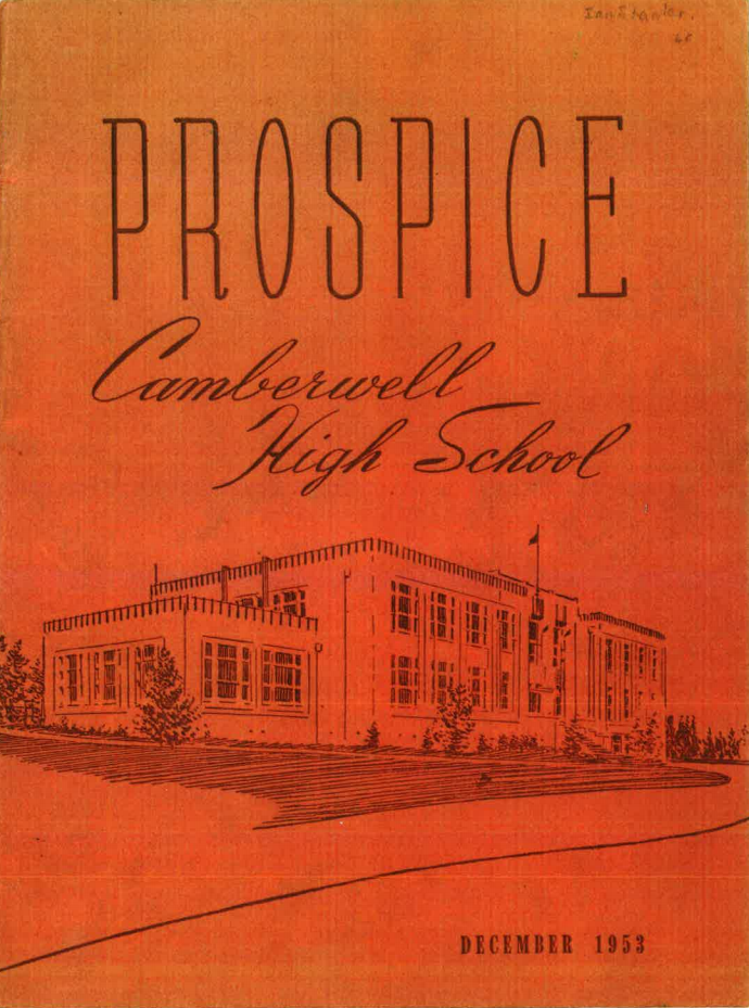 Prospice 1953
