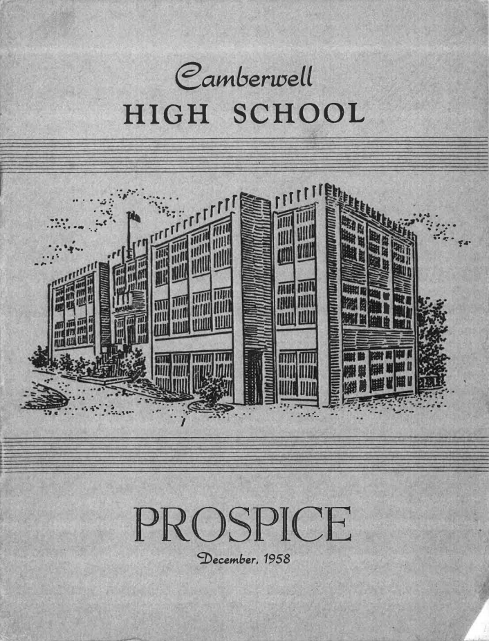 Prospice 1958