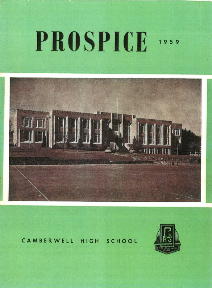Prospice 1959