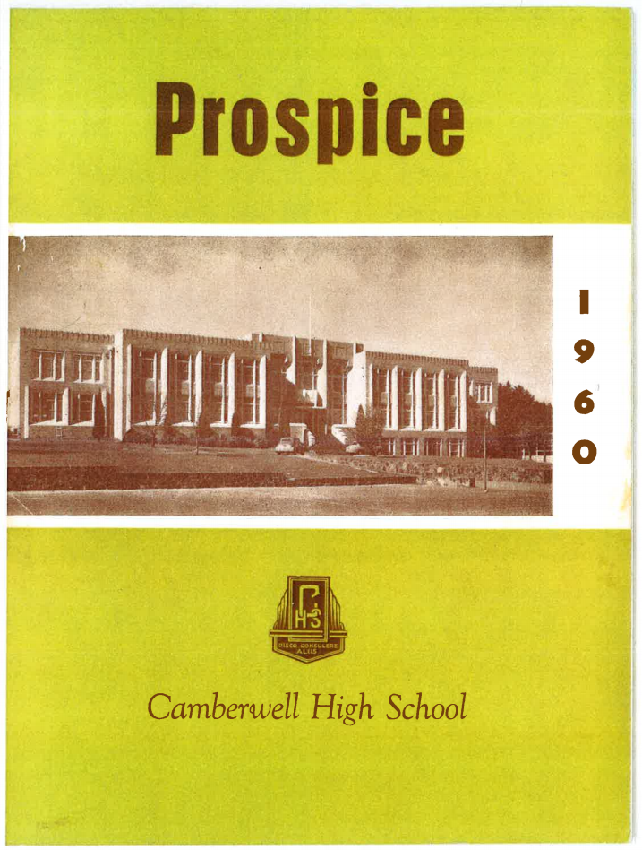 Prospice 1960