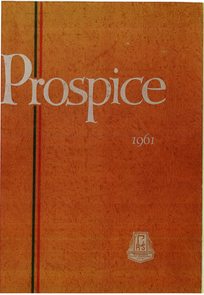 Prospice 1961