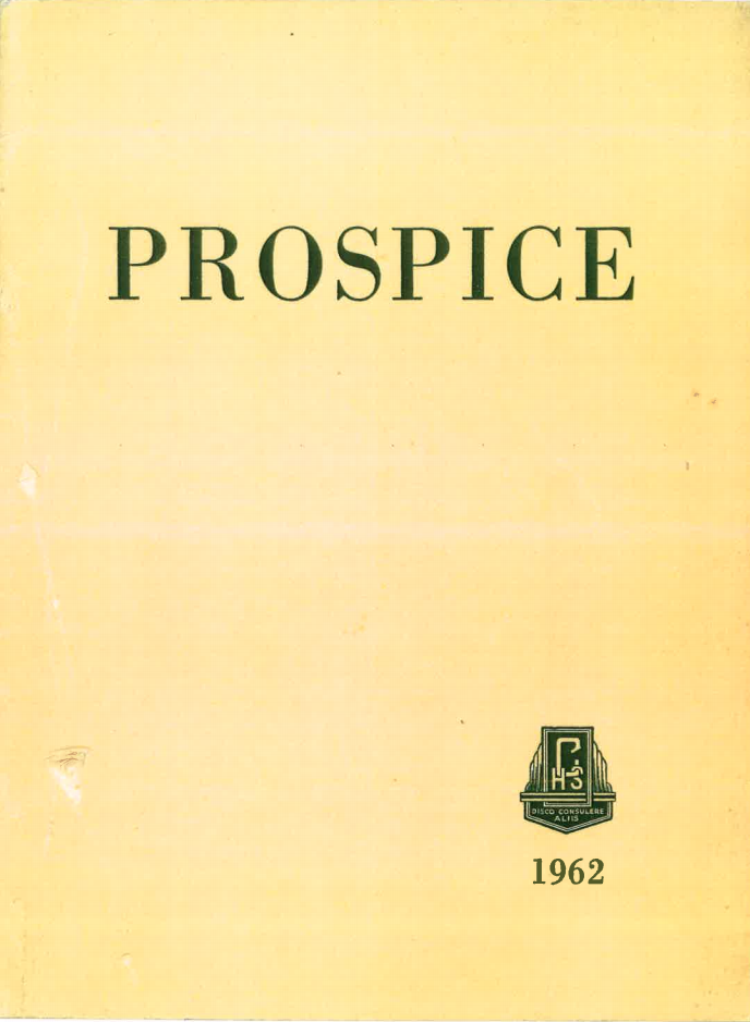 Prospice 1962