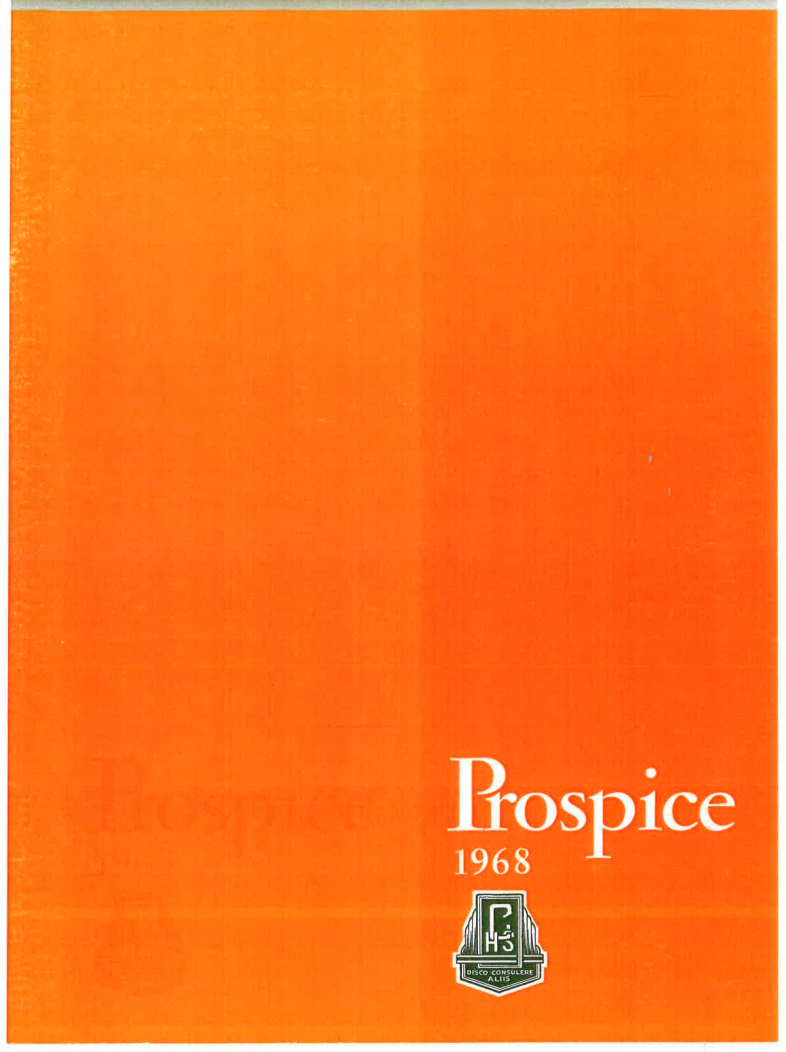 Prospice 1968