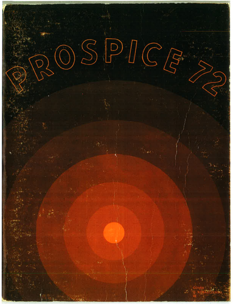 Prospice 1972