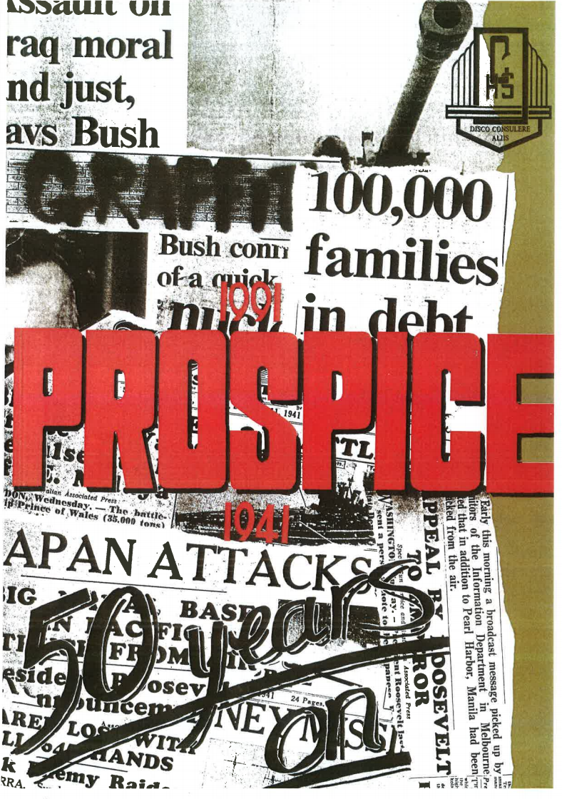 Prospice 1991