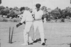 1940s sports photos