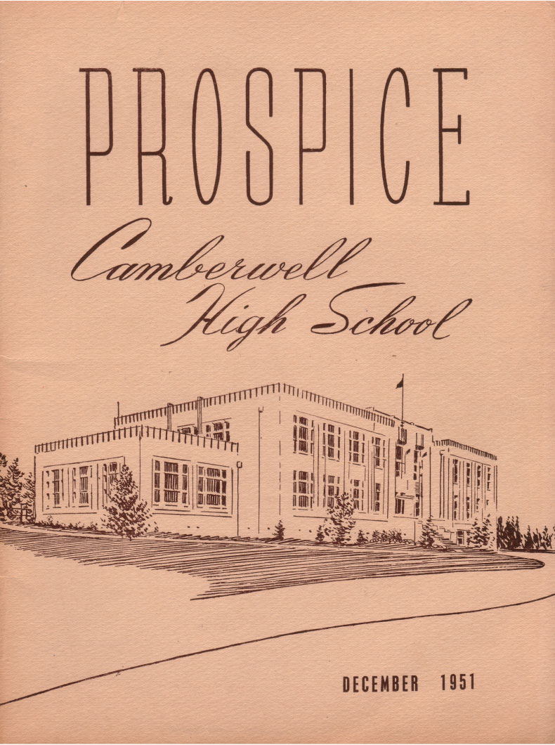Prospice 1951