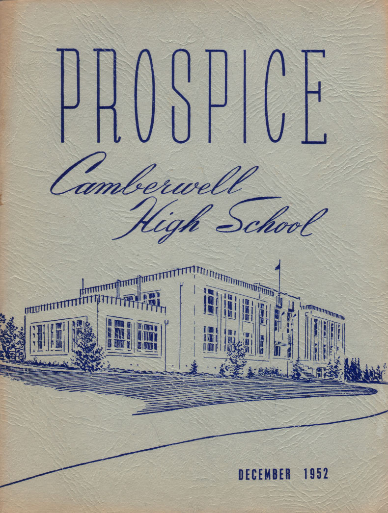 Prospice 1952